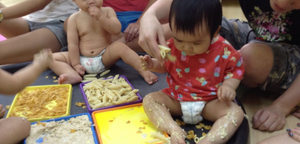 From Playgroup to Kindergarten