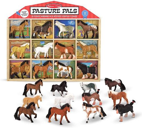 Set Caballos de juguete