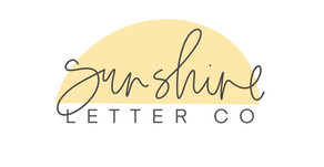 the birth of sunshine letter co