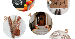 Fall Must-Haves