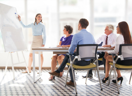 6 Essential Steps To Creating An Effective Training Program