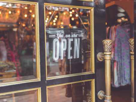 Rebuilding your small business post-pandemic and planning your company's future