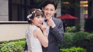 Chen-Yee 迎娶+晚宴 板橋凱薩大飯店