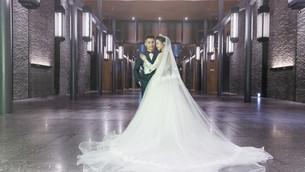Lin-Chang 迎娶+午宴 高雄台鋁晶綺盛宴