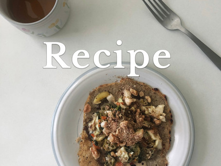 Mystery Savory Recipe (using what you already have!!)