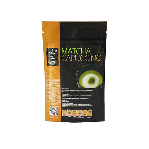 Matcha Capuccino 50 g