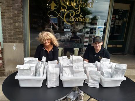 2019 June Second Saturday Mystery Grab Bags