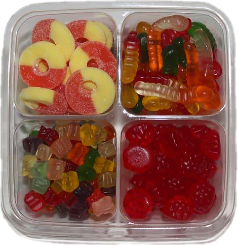 Albanese Gummi Sampler (One Box)
