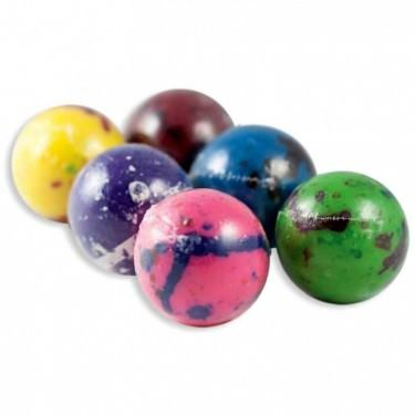 "Assorted 1"" Jawbreakers (One Pound)"