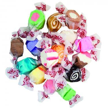Assorted Salt Water Taffy  (One Pound)