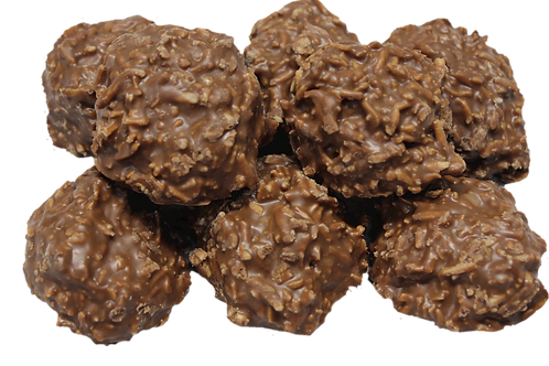 Coconut Haystacks (One Pound)