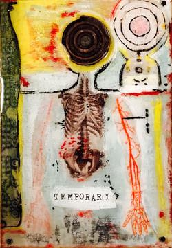 Temporary (detail), 2017