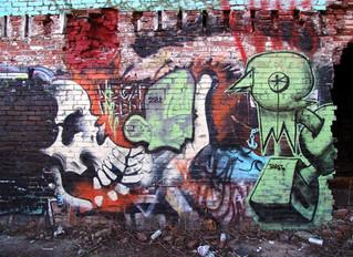 Saving face: Asheville's great graffiti scare