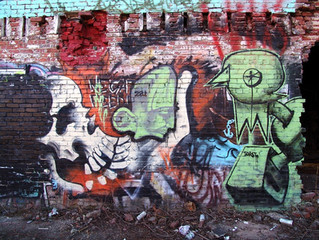 Saving face: Asheville's great graffiti scare