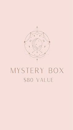 Mystery Box - Large