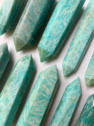 Amazonite Towers - Large