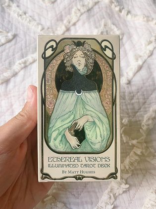 Ethereal Visions Tarot Cards