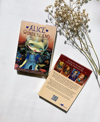 Alice in Wonderland Oracle Cards