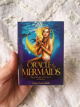 Oracle Of The Mermaids Tarot Cards