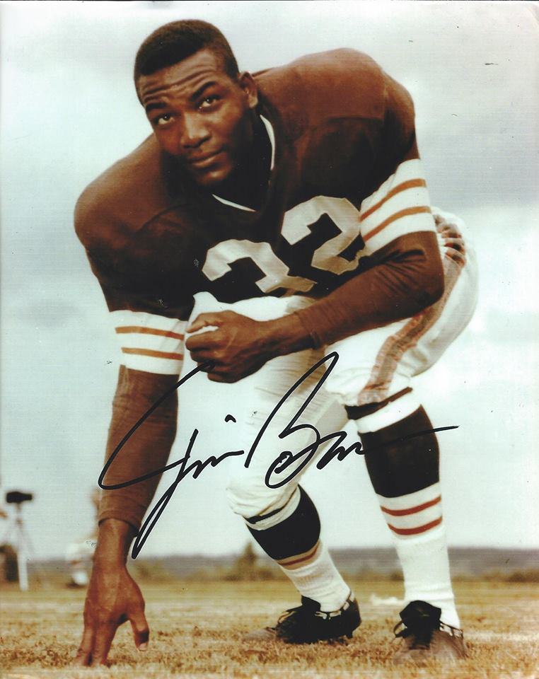 The Legend, Jim Brown