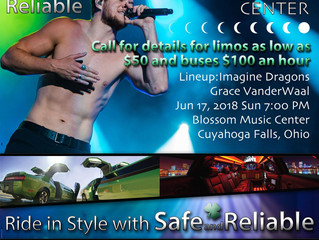 ****Blossom Music Center Specials****