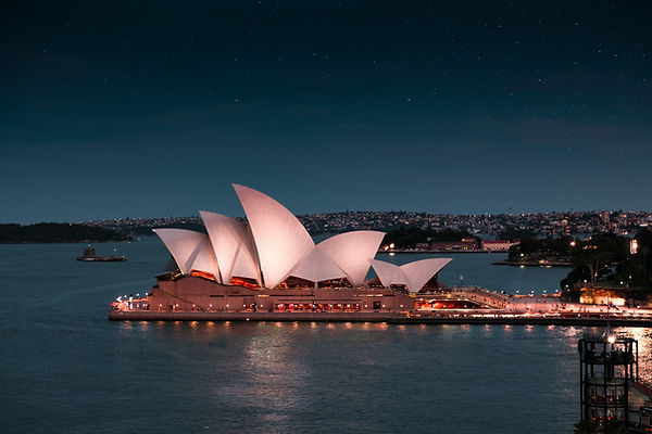 Palazzo Opera Sydney