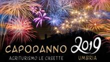 CAPODANNO 2019 IN UMBRIA-AGRITURISMO LE CASETTE-ORVIETO