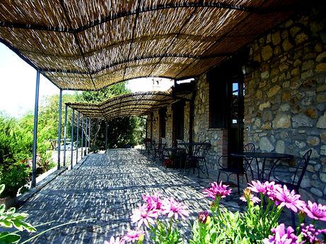camere vicino Orvieto;Orvieto bed and breakfast;dove dormire in Umbria