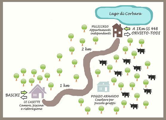 agriturismo le casette in Umbria;agriturismo Orvieto; dormire e mangiare in Umbria; Orvieto dormire e mangiare;Umbria farm holidays;Farm ner Orvieto; where to slep near Orvieto