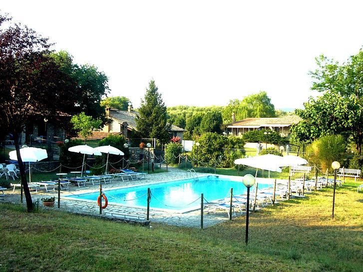 agriturismo in Umbria;agriturismo con piscina in Umbria;farm holiday with pool in Umbria