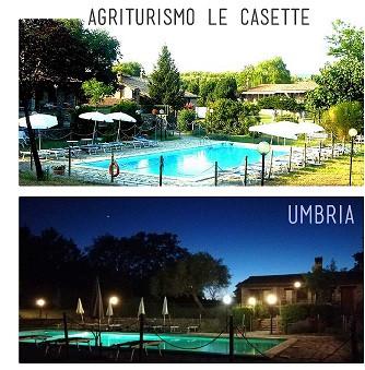 Dormire e mangiare in Umbria vicino Orvieto