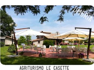 UMBRIA AGRITURISMO LE CASETTE AD ORVIETO LAST MINUTE 02 GIUGNO
