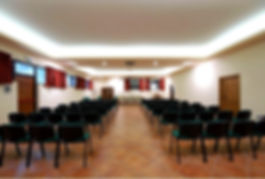 grande sala riunioni in Umbria