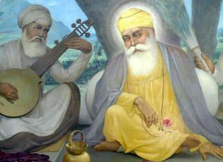 Guru Nanak on Listening