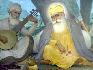 Guru Nanak on Listening