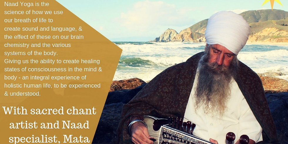 Yoga of Sound Kirtan & Workshop