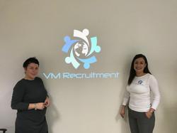 VM Recruitment Monika & Veronika