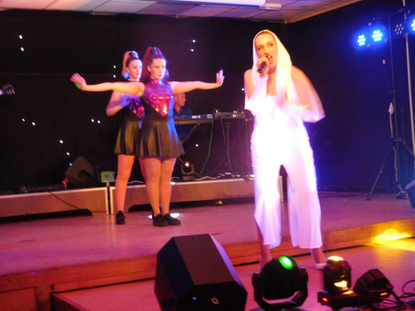 Qa Hospital Radio Charity Night August 2019 - The Ultimate Kylie Minogue Tribute Show.