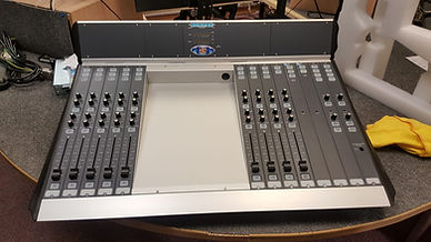 And in the flesh, our S2 Sonifex Desk.jp