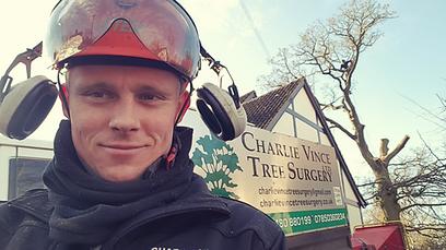 Tree Surgeon - Charlie Vince