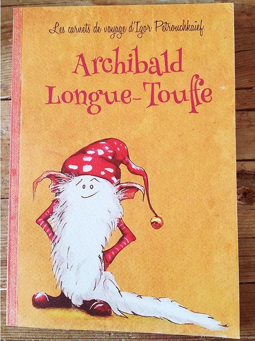 Livre Archibald Longue-Touffe