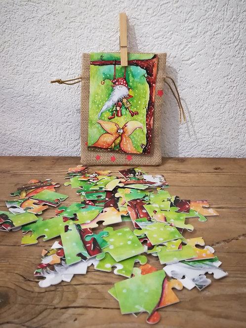 """Puzzle """"Le poivrier magique"""""""