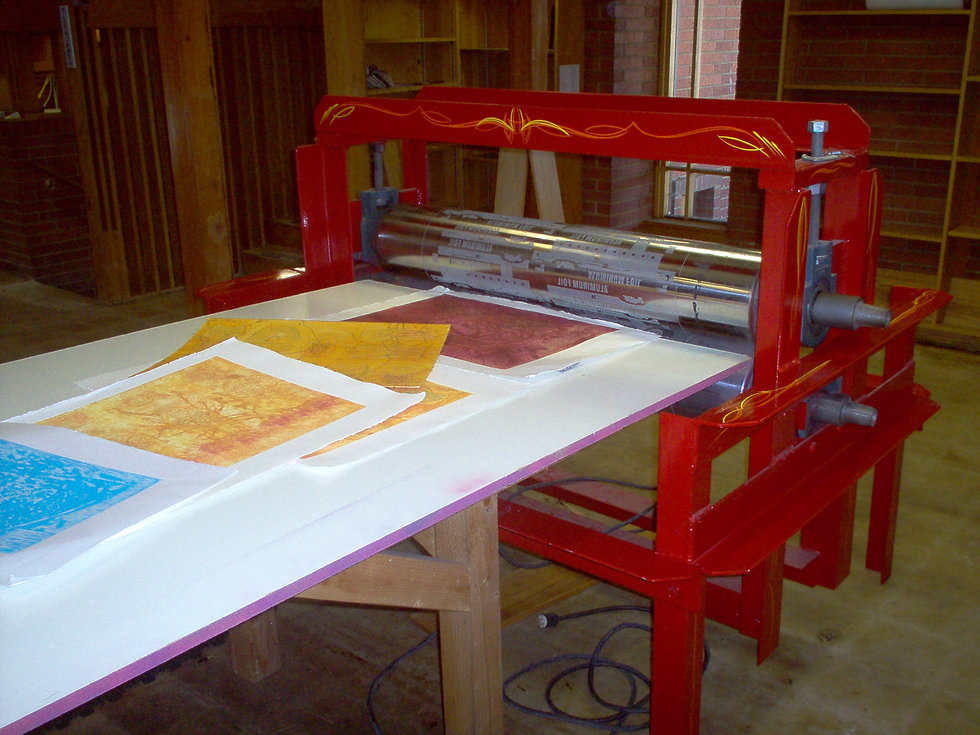 Artist Printing Press Aurora CO