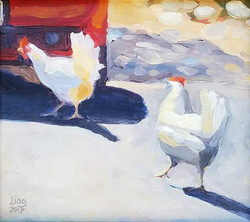 Road Chickens