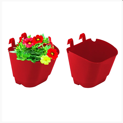 VERTICAL GARDENING POUCHES(Small) - Red