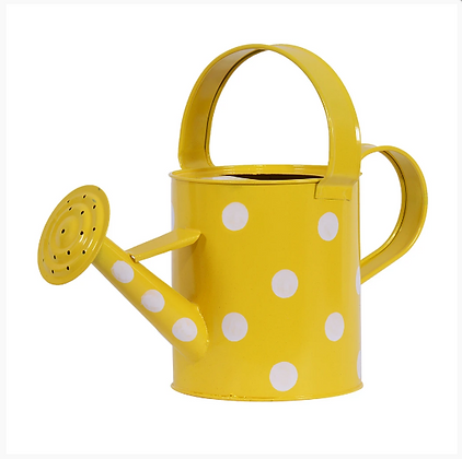 Designer Watering Can 2 Ltr - Yellow
