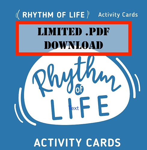 Rhythm of Life Cards Limited Download
