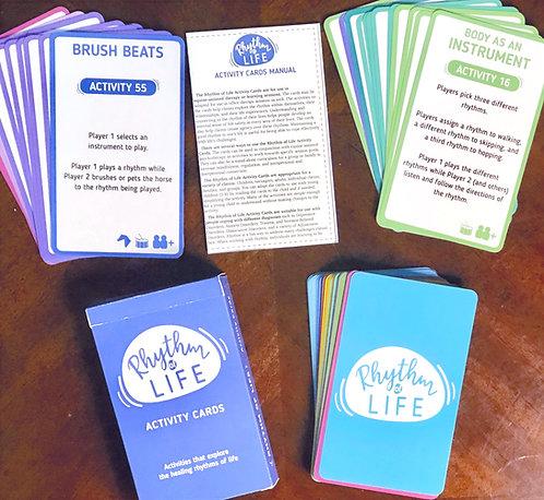 Rhythm of Life Activity Cards