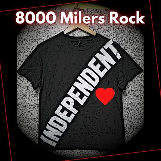 8000 Milers Rock