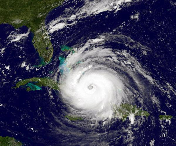 Data Backup Warning:  the Worst of Hurricane Season Is Here.